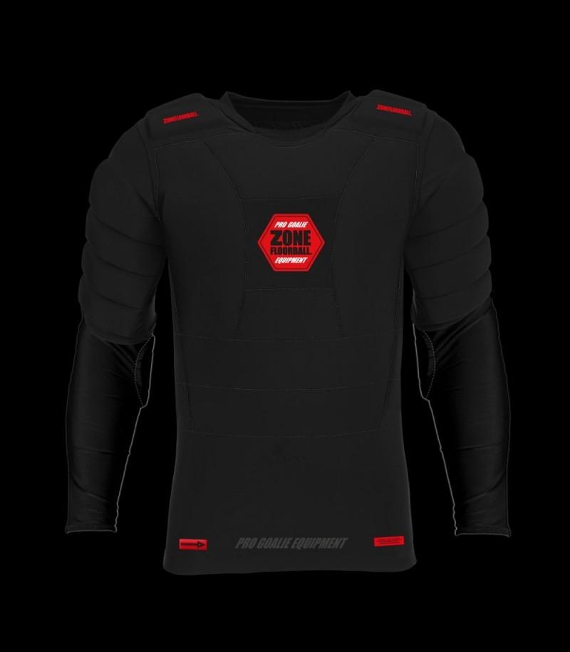 Zone Goalie T-Shirt PRO Rebound Longsleeve