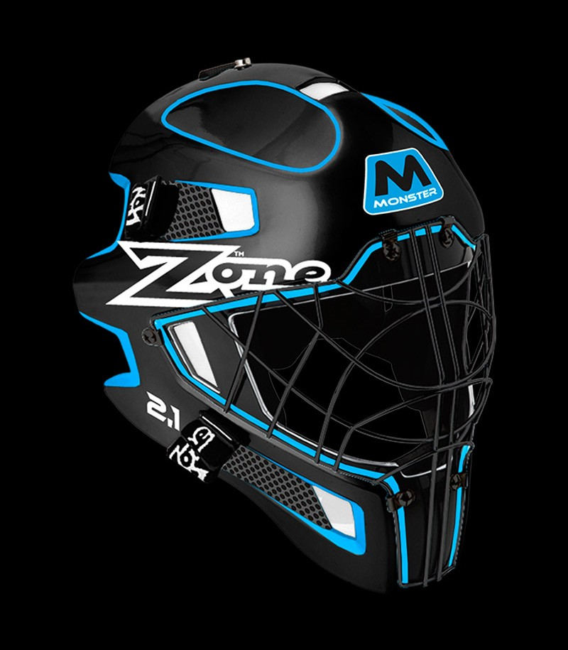 Zone Goaliemaske Monster 2.1