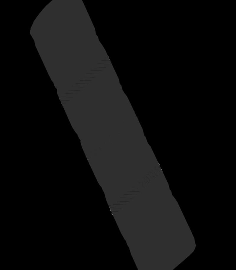 Zone MONSTER2 Griffband Schwarz