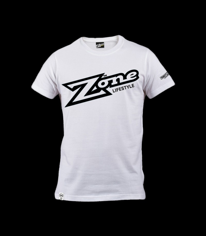 Zone T-Shirt Game Winner Weiß