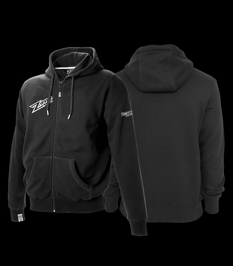 Zone Hood Zip IRONMAN