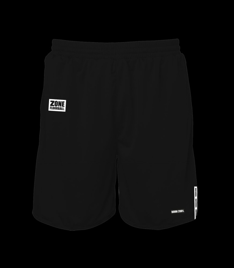 Zone Shorts Athlete Schwarz