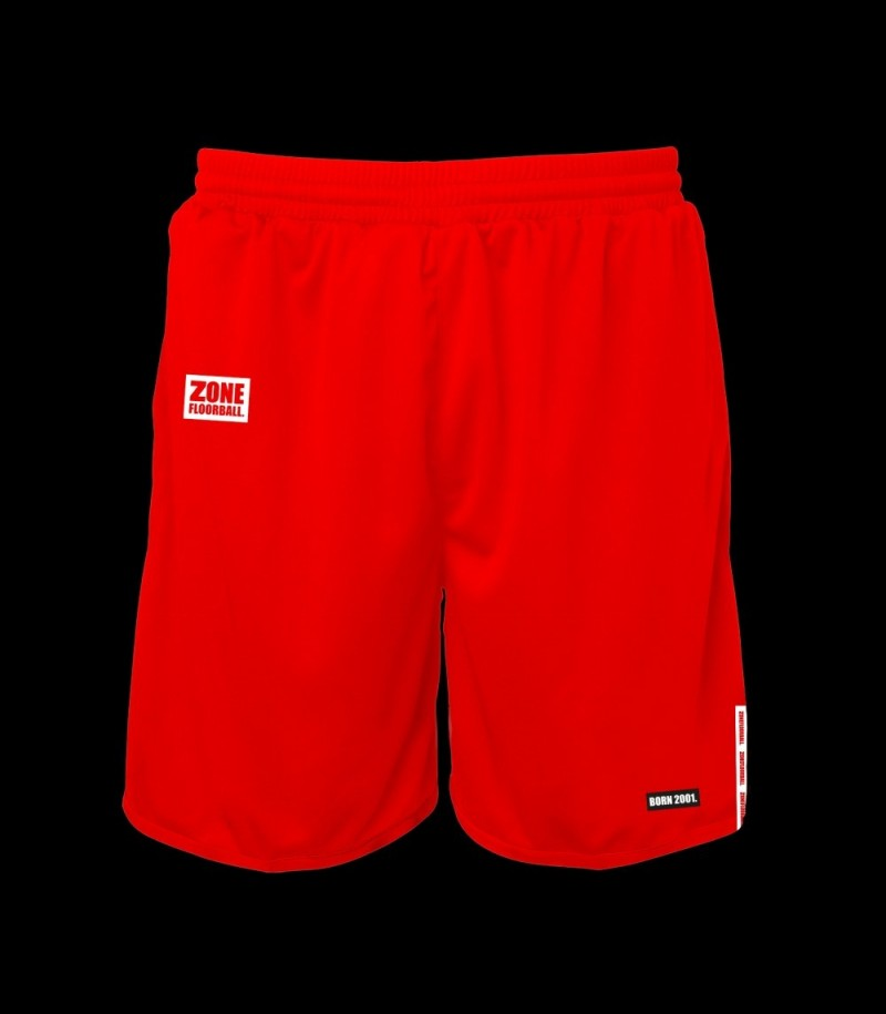 Zone Shorts Athlete Rot