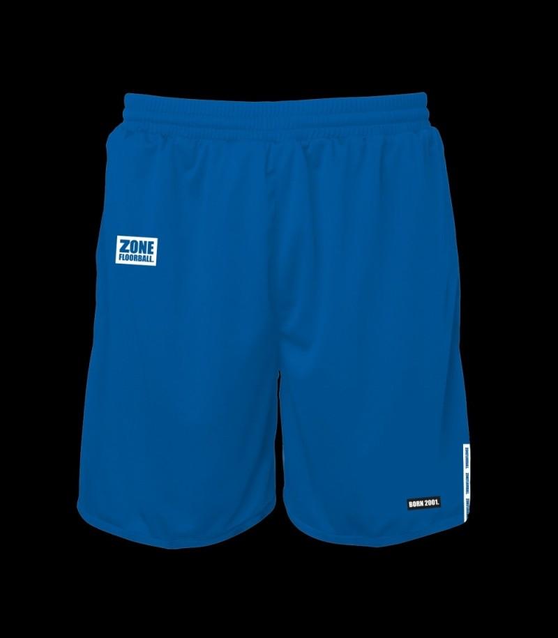 Zone Shorts Athlete Blau