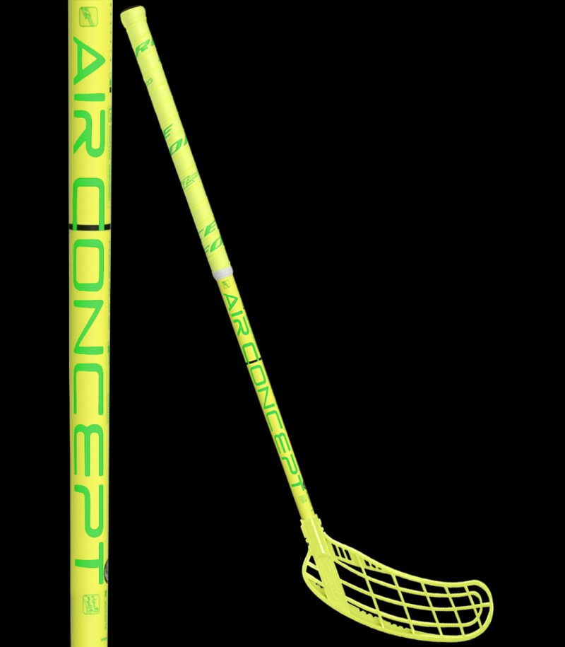 Zone Force AIR JR Neon Yellow F35