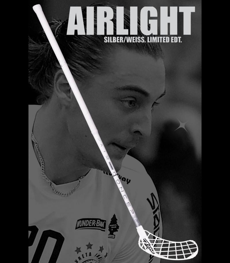 Zone Hyper AIRLIGHT 27 weiss/silber Final Edition