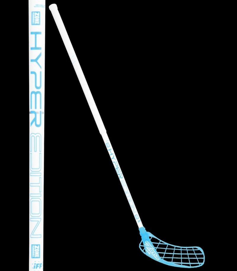 Zone Hyper Composite Light F27 weiss/eisblau