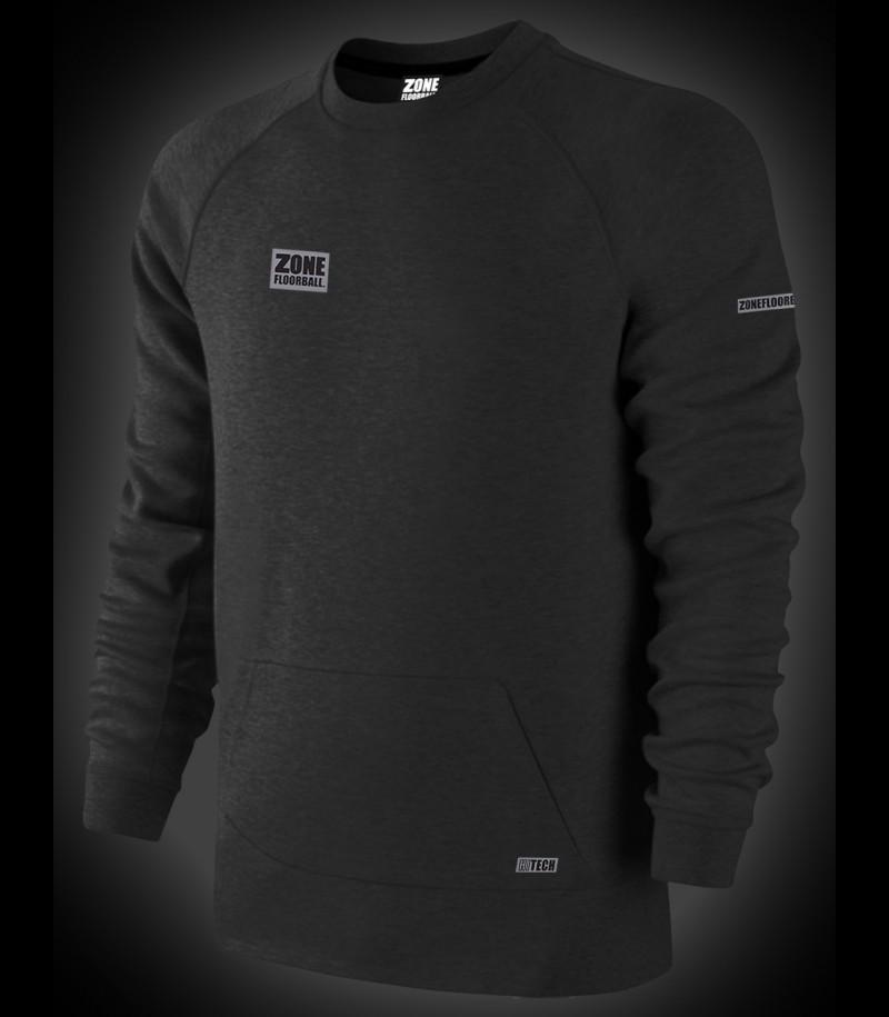 Zone Sweatshirt HITECH Schwarz