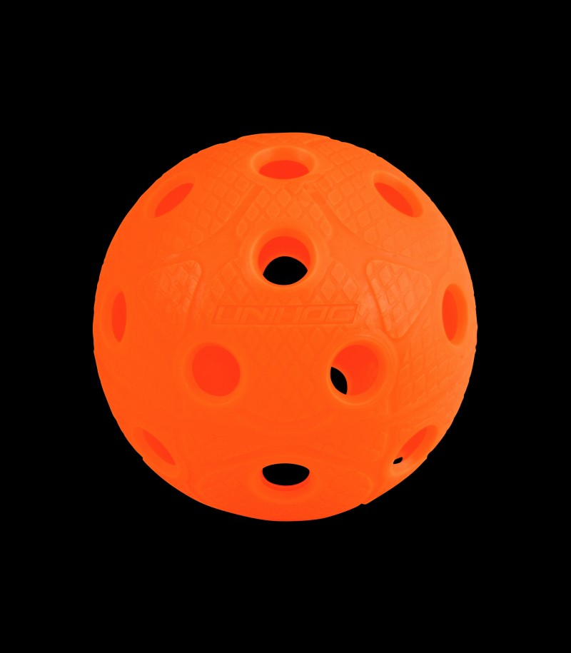 unihoc Matchball Dynamic Hot Orange