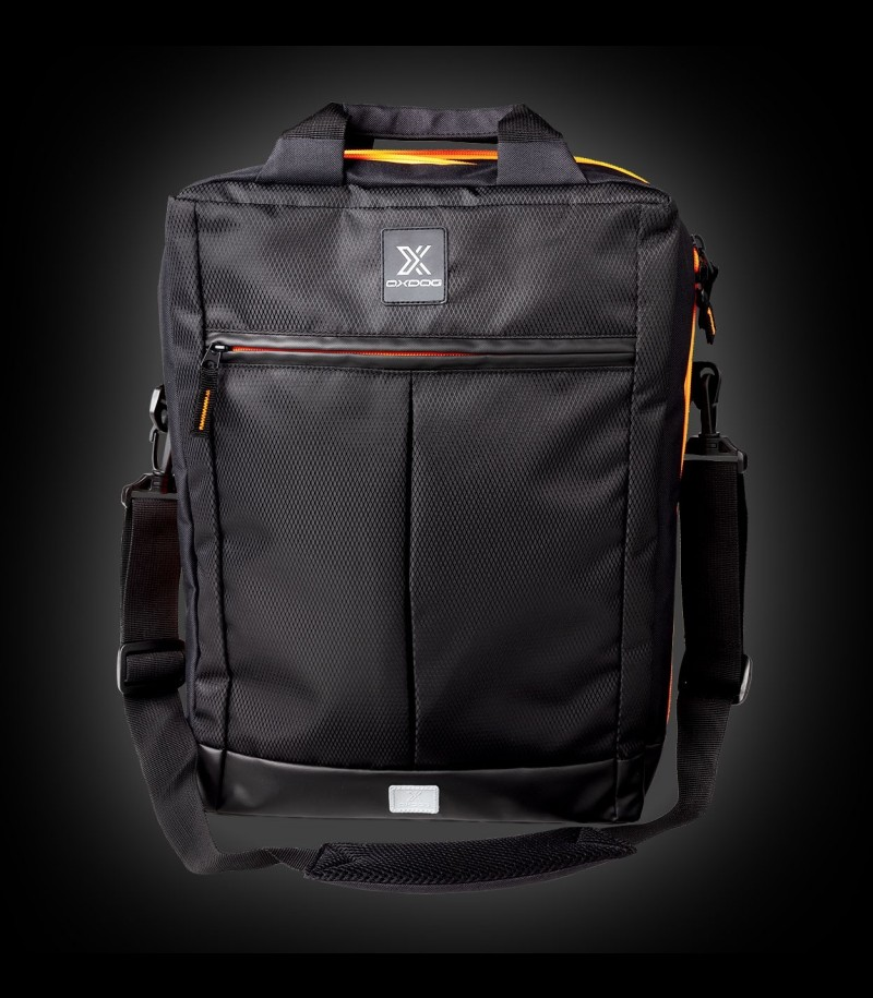 OXDOG OX1 Coach Backpack Schwarz