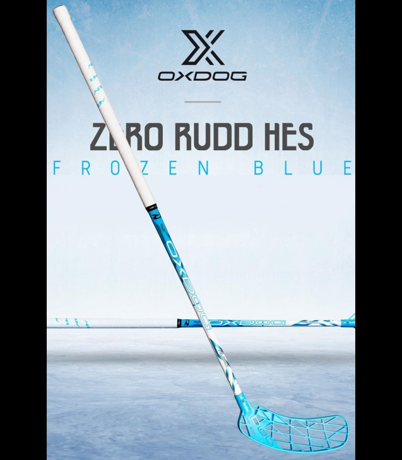 Oxdog Zero Rudd HES 27 SWEOVAL Frozen Blue