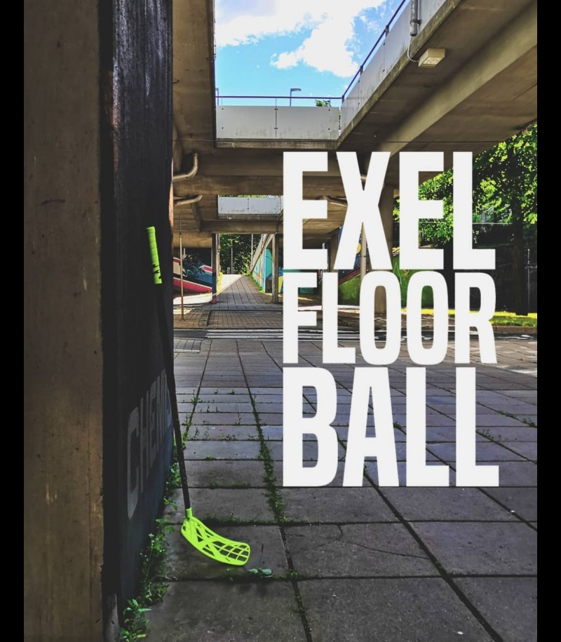 Exel X-Play Black 103 2.3 Oval SB