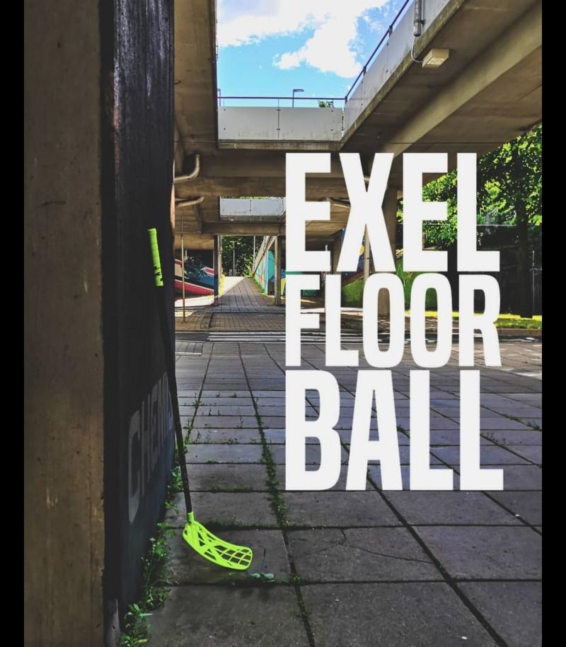 Exel X-Play Black 101 2.6 Oval SB