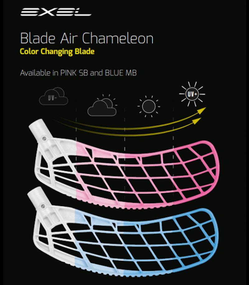 Exel Air Blade Chameleon Effekt
