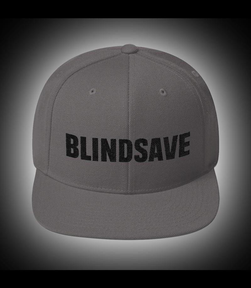 Blindsave Snapback Cap
