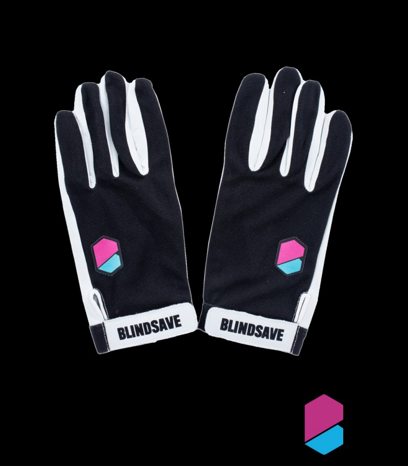 Blindsave Goalie Gloves Premium Black