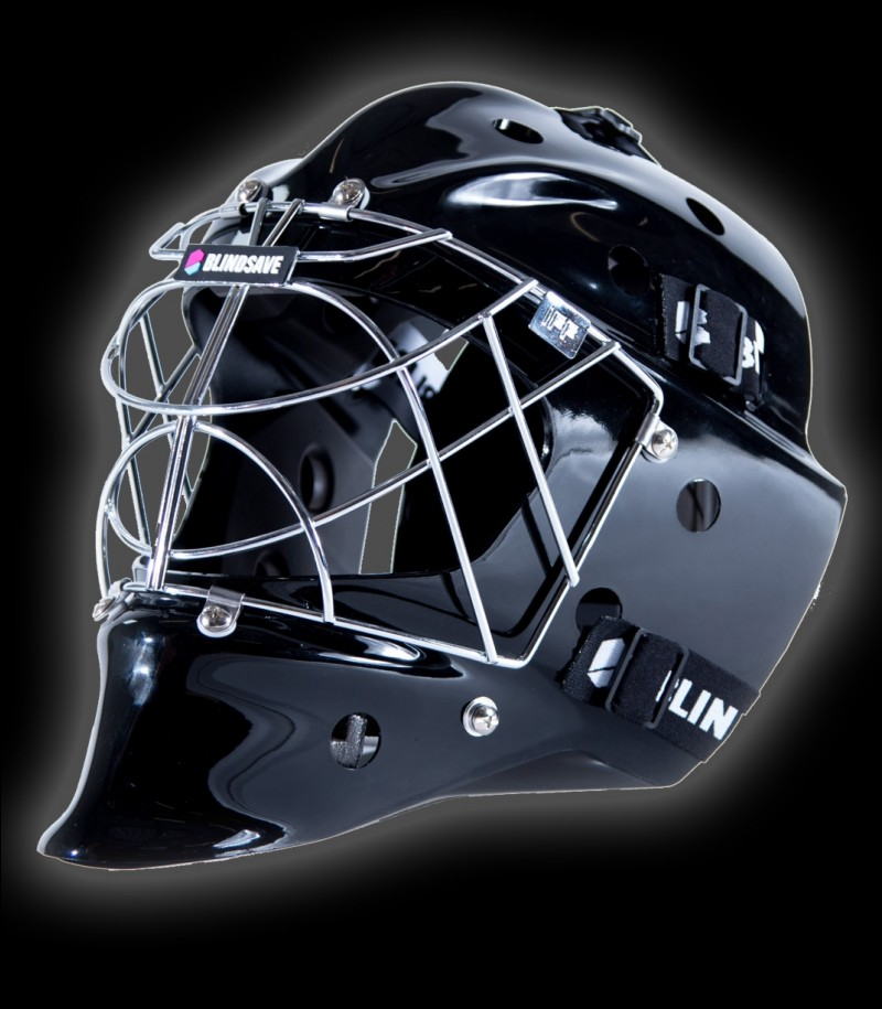 Blindsave Goaliemask Black