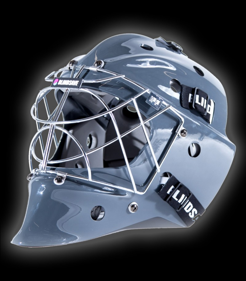 Blindsave Goaliemask Grey 2018