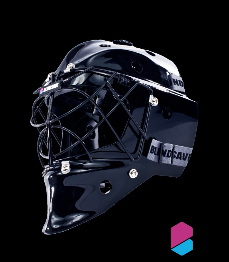 Blindsave Goaliemask Black 2017