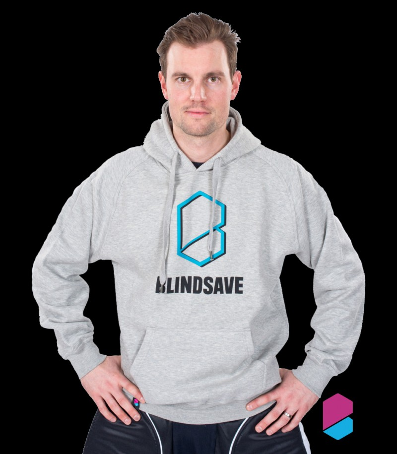 Blindsave Hoody Made for Goalies