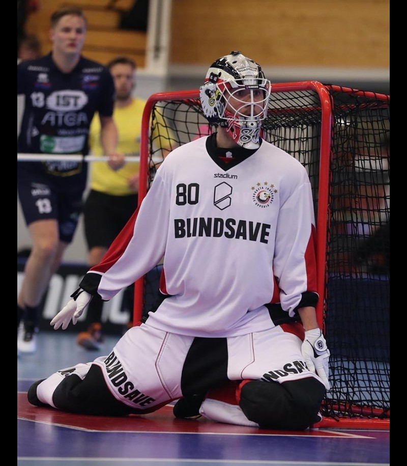 Blindsave Goalie Jersey Viktor Klinsten VK Edition