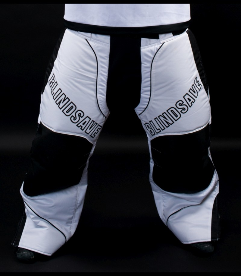 Blindsave Pro Goalie Pants White