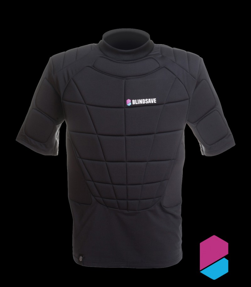 Blindsave Protection Weste Short Sleeve