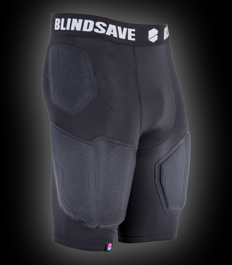 Blindsave Protective Shorts mit Cup