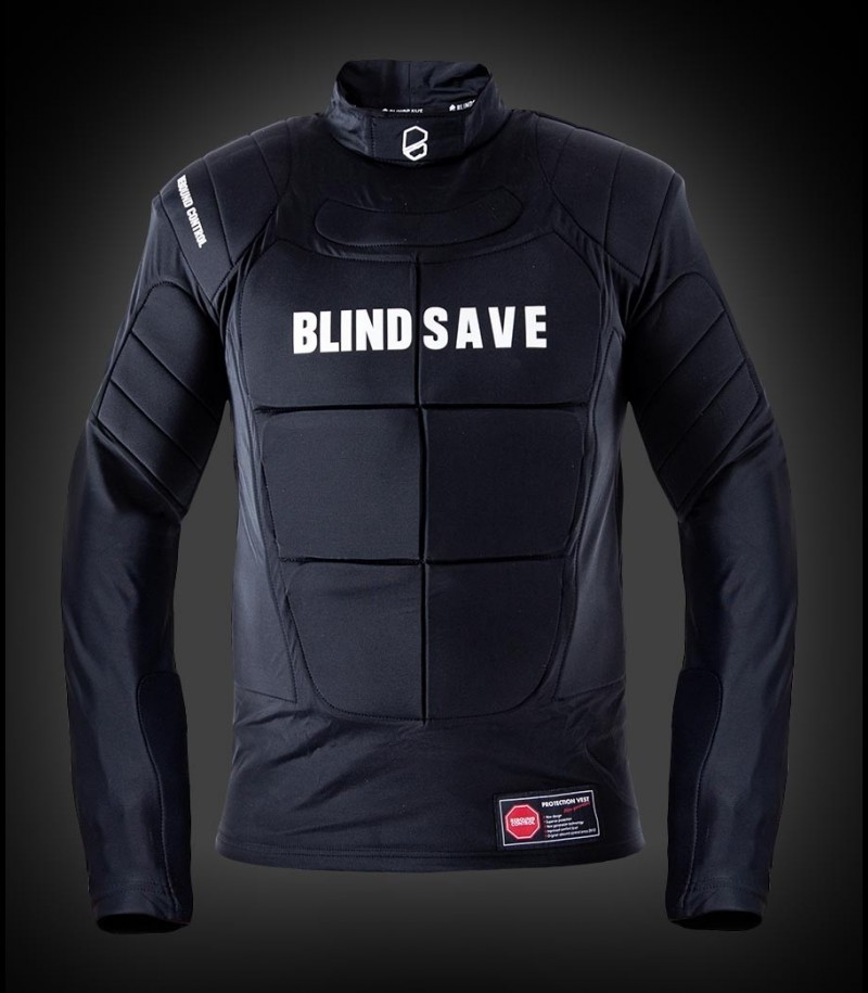 Blindsave Protection Weste mit Rebound Control Long Sleeve 2020