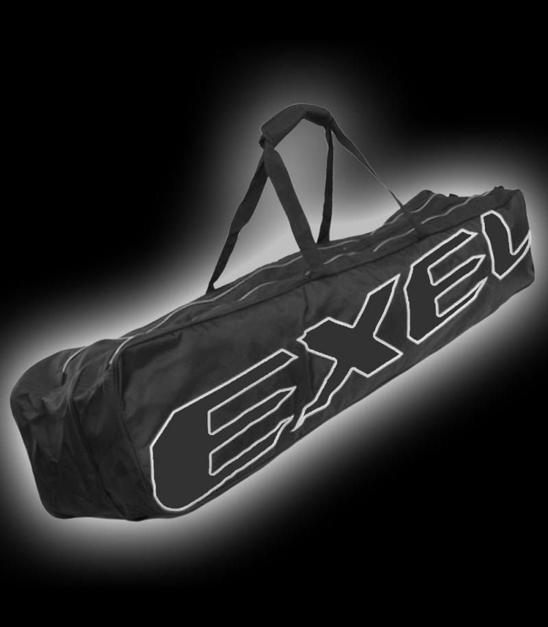 Exel Toolbag Giant Logo Schwarz/Weiss