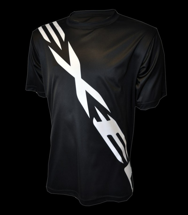 Exel Giant Logo Training Shirt black-white