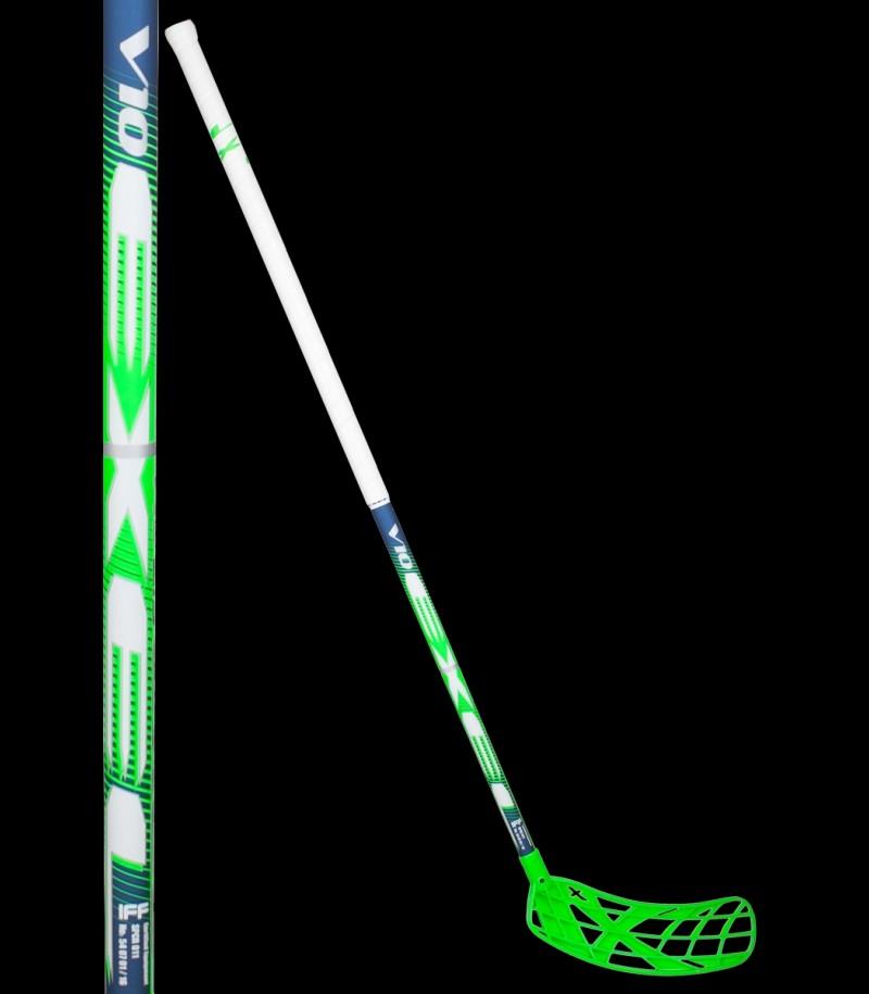Exel V10 X-Blade 3.4 Kid Grün