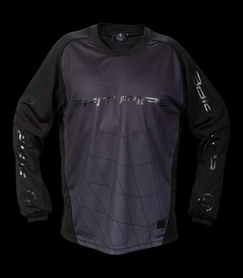 Fatpipe Goalkeeper Shirt Schwarz