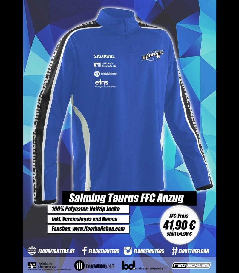 Salming Hector Halfzip Jacket FFC
