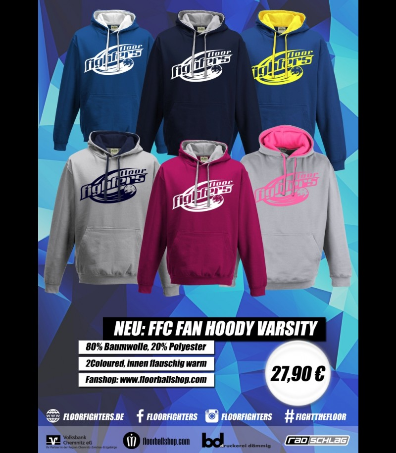 FLOOR FIGHTERS Hoody