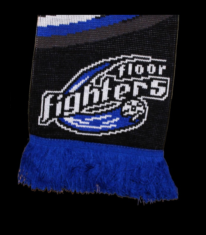 FLOOR FIGHTERS Fanschal im unihockeyshop.com