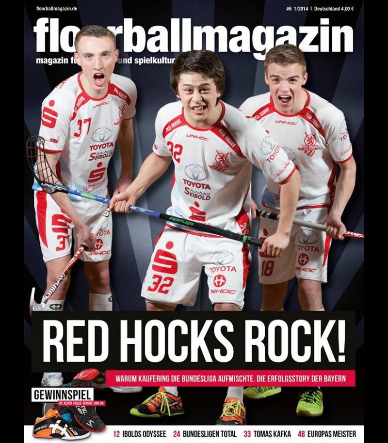 Floorballmagazin Ausgabe 6