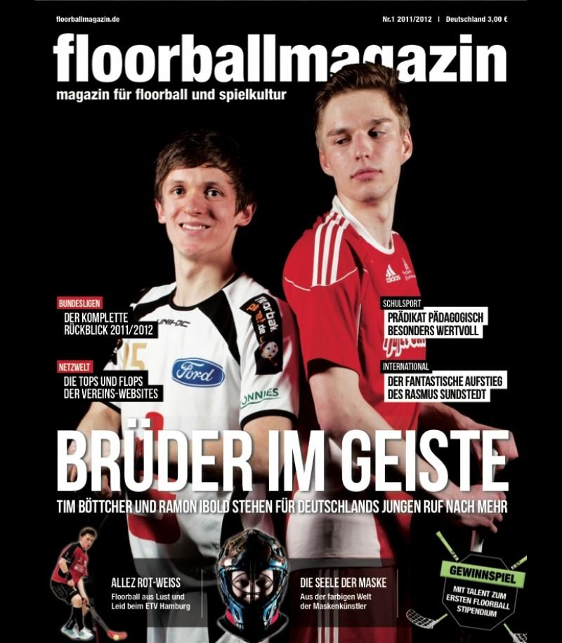 Floorballmagazin - Ausgabe 1
