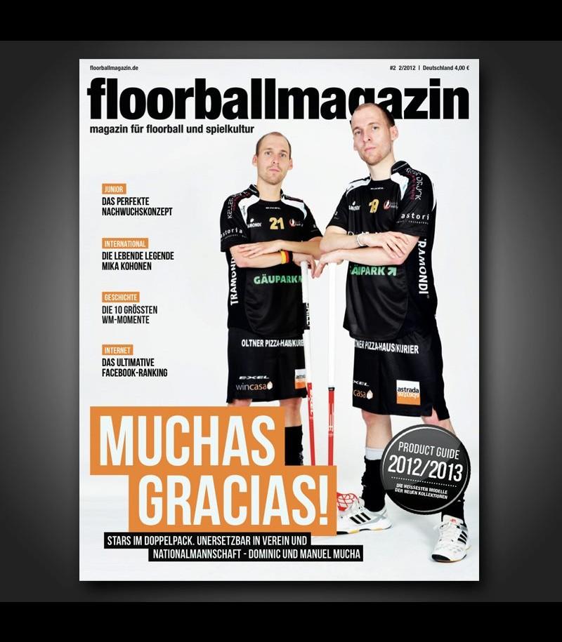 Floorballmagazin - Ausgabe 2