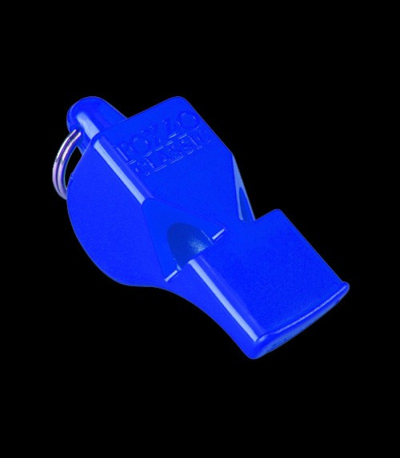 Fox 40 Schiedsrichterpfeife / Whistle Classic Blau