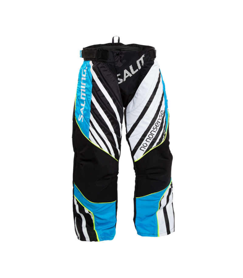 Salming Goalie Pants Travis Blue