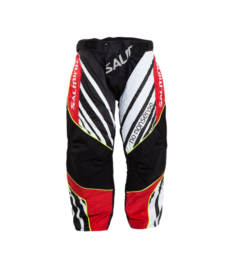 Salming Goalie Pants Travis Red