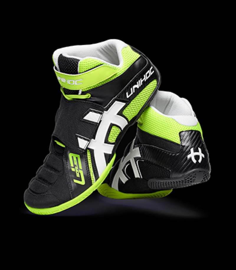 unihoc Indoor Floorballschuh U3 Goalie