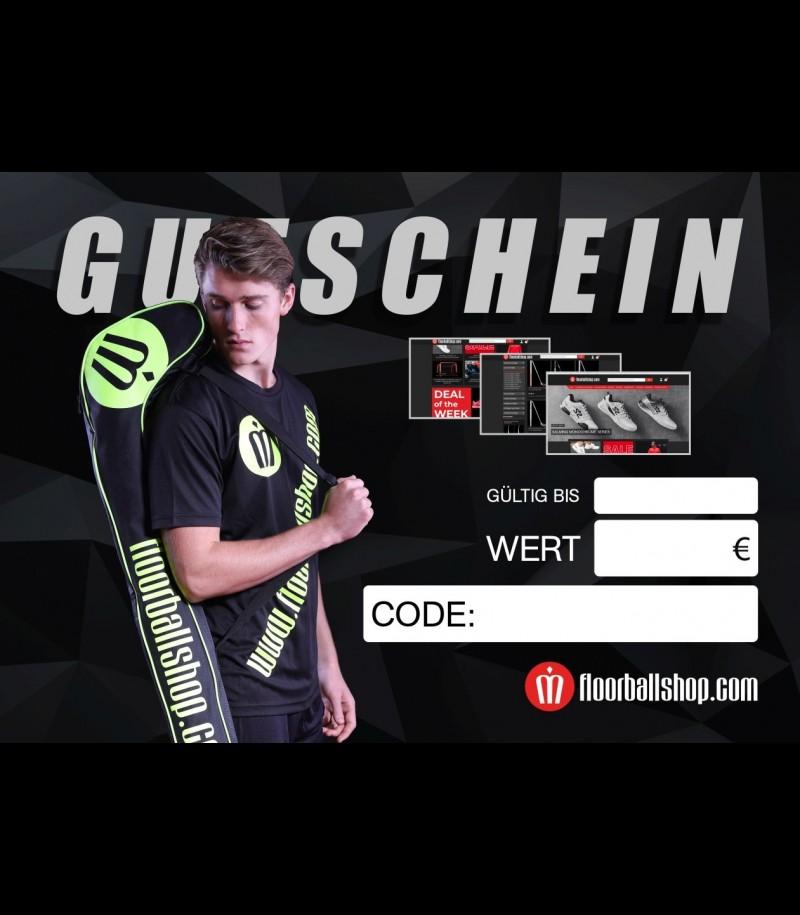 floorballshop.com Gutschein 75 Euro