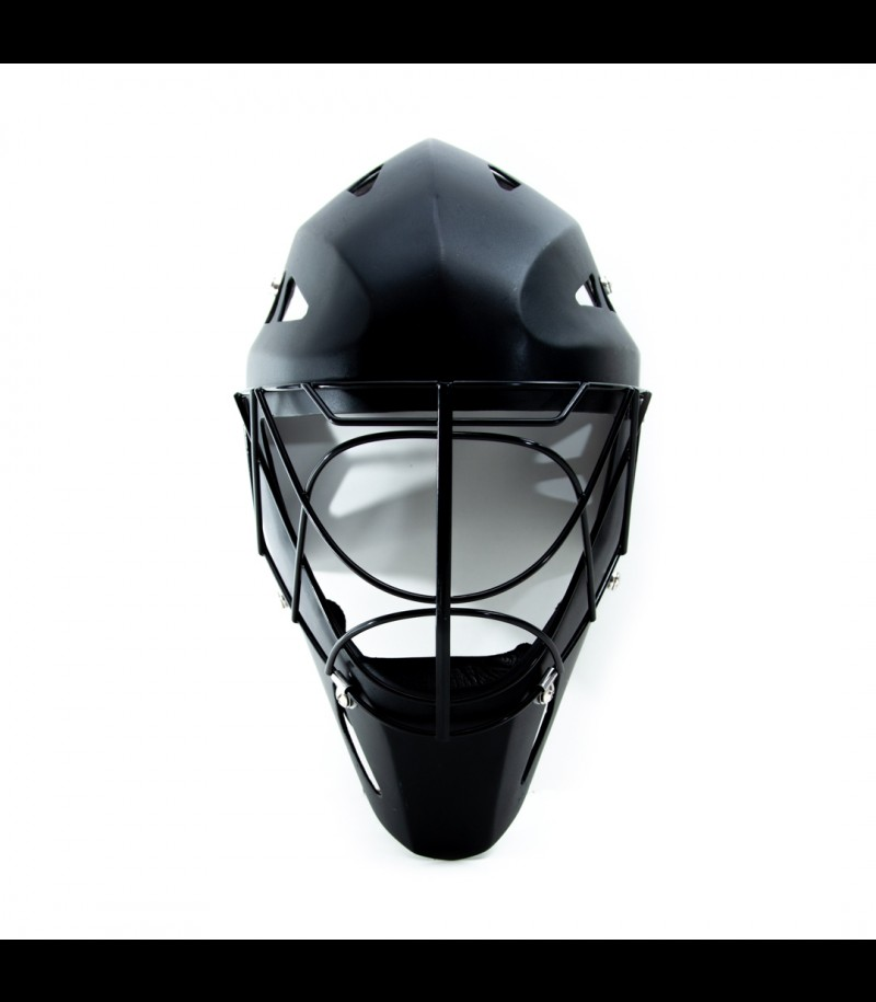 Blindsave Goaliemask SHARK Carbon Schwarz