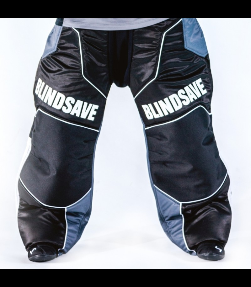 Blindsave Goalie Pants Confidence Schwarz