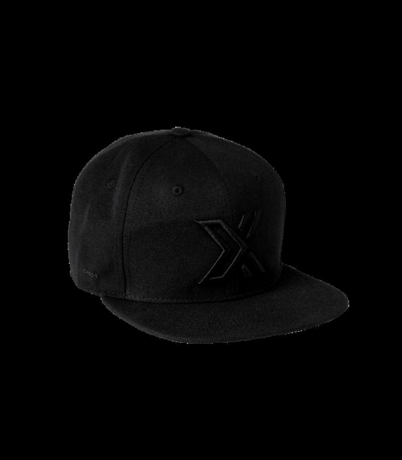 Oxdog X Flat Cap Schwarz