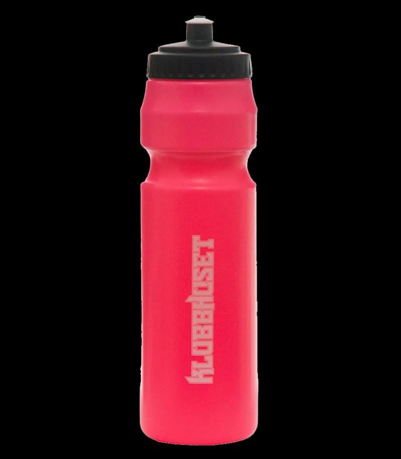 Klubbhuset Trinkflasche Pink