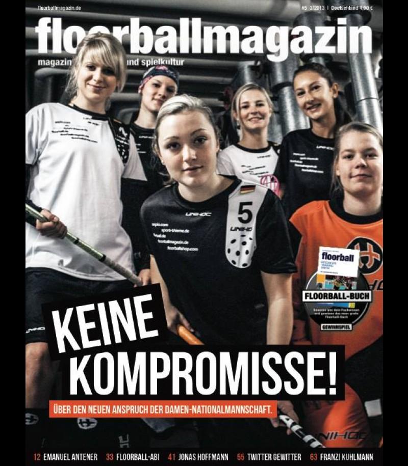 Floorballmagazin Ausgabe 5