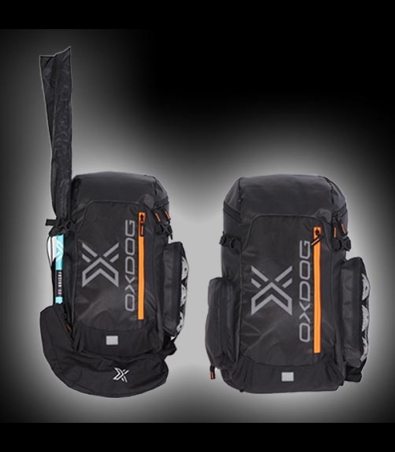 OXDOG OX1 Stick Backpack Schwarz